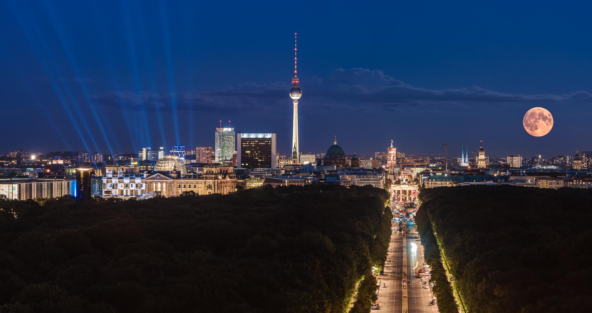 Günstig umziehen in Berlin
